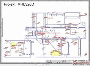 Terex Fuchs Mhl320d Wiring Diagram Part 1