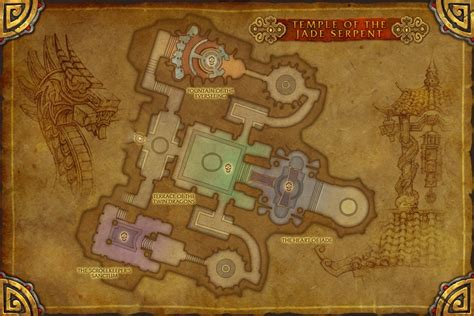 Siege Of Niuzao Temple Heroic Dungeon Guide Wod Wowka Svět Mapy Dungeony A Raidy Pandaria