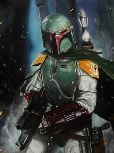 Boba Fett by AnthonyGv on DeviantArt