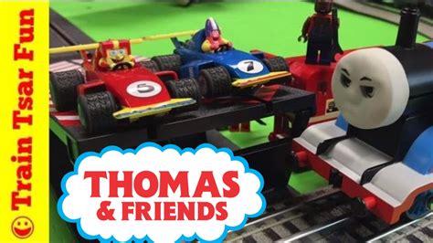 Thomas The Tank Engine Trains Vs Spongebob Squarepants And