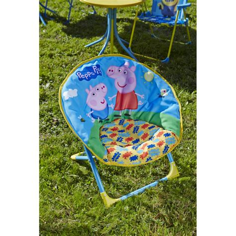 siege bricorama siège peppa pig chaise et table enfant mobilier enfant