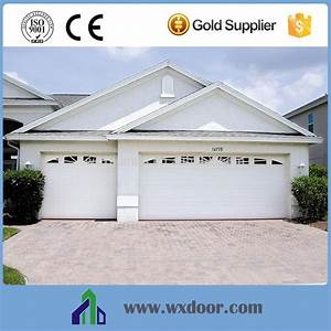 high quality aluminum material overhead sectional cheap With cheap overhead garage doors