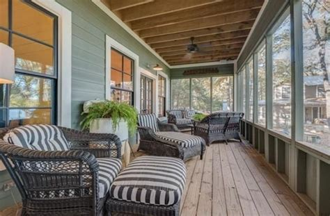 cheery  themed greenville lake house  shelters