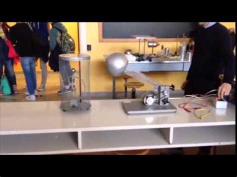 Gabbia Di Faraday Esperimento Esperimento Con La Gabbia Di Faraday