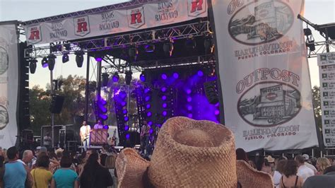 Old Dominion Live At Bands In The Backyard