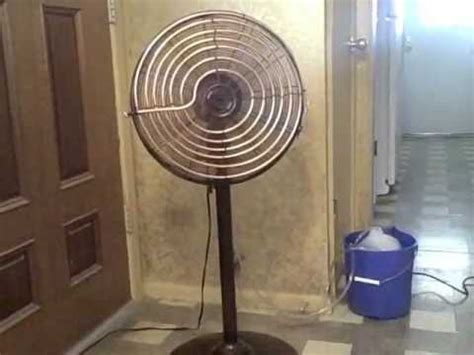 homemade air conditioner simple diy ac   watts