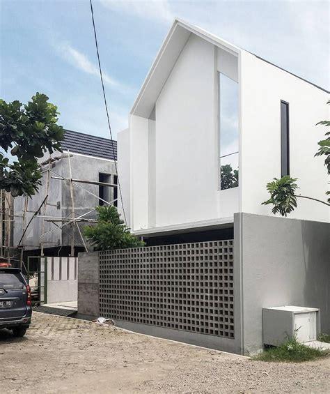 wa house  dasadani architecture arsitek interior