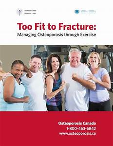 Too Fit To Fracture