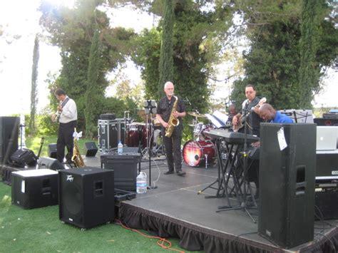 Jazz Band In Riverside, California