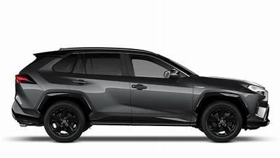 Rav4 Toyota Dynamic Grey Decuma Hybrid Excel