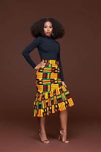 African Print Ren Pencil Skirt | African | Pinterest ...