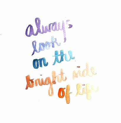 Quotes Inspirational Positive Transparent Inspiration Bright Words