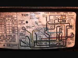 1986 Chevy K20 Vacuum Diagram