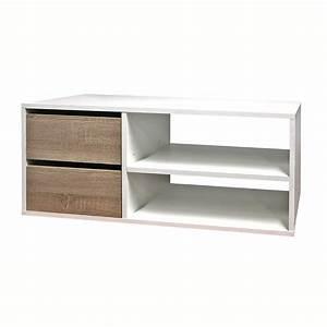 Meuble A Chaussure Banc : meuble chaussures banc 2 niches 2 tiroirs blanc ch ne 4084a2134a00 achat vente meuble ~ Preciouscoupons.com Idées de Décoration