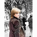 Lady Diana Spencer, later The Princess Of Wales, smiling ...