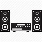 Icon System Audio Sound Speaker Speakers Icons