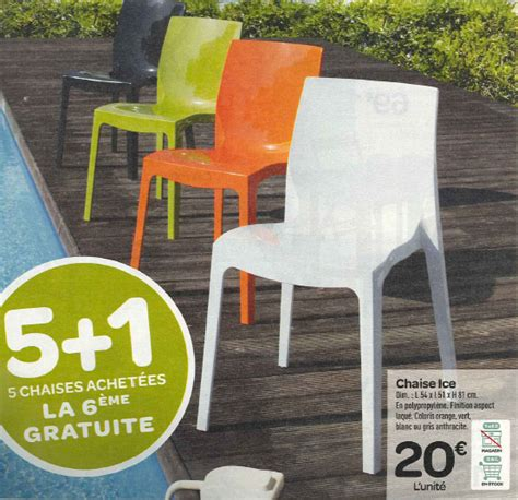 table et chaise de jardin carrefour table et chaise de jardin en plastique carrefour