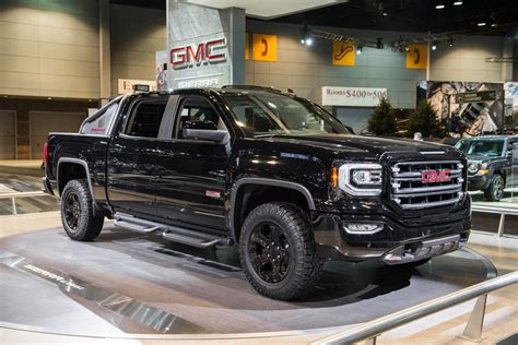 2016 Gmc Sierra All Terrain X Live Pictures