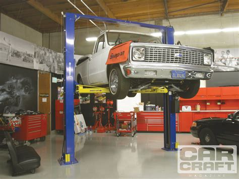 car lift for garage choosing the proper garage car lift two post lifts