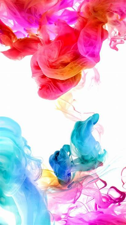 Smoke Colorful Wallpapers Iphone Android 1080 Testing