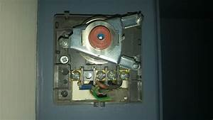 Replacing Thermostat