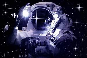 Cool Astronaut Artwork - Pics about space