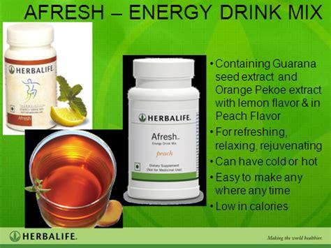 Herbalife Afresh