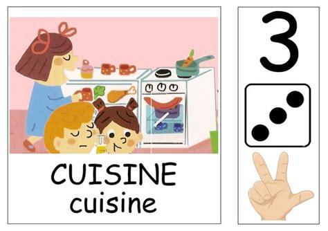 atelier cuisine maternelle les affichettes pour les coins et ateliers outils pour l