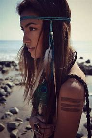 Native American Indian Feather Headbands