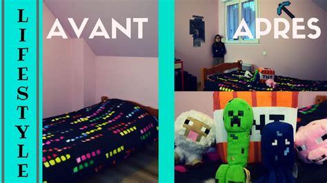 decorer sa chambre décorer sa chambre avec l 39 univers minecraft