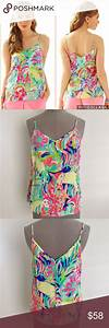 Lilly Pulitzer Zoe Camisole In Multi Casa Banana  With