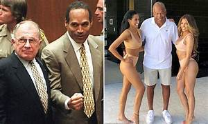 OJ Simpson's former lawyer reveals book plans | Daily Mail ...