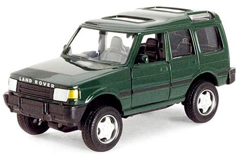 toy range rover land rover discovery i diecast model car by new ray toys