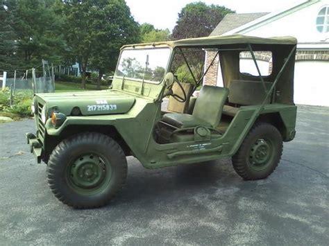Army Surplus Military Jeeps Sale