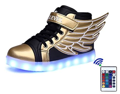 led light up shoes in stores slevel 16 colors led light up shoes usb flashing sneakers