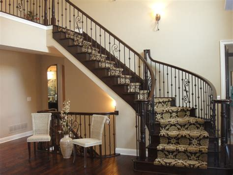 Home Stair : Parade Of Homes Model-modern-staircase
