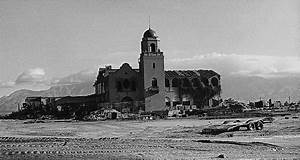 Demolition El Conquistador Hotel Tucson Arizona 1928-1968