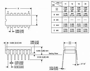 Cd4063 Comparator Pinout  Examples  Applications And Datasheet