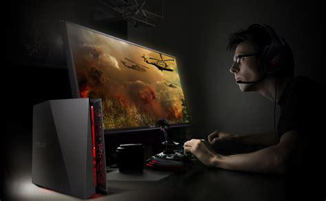 ordinateur de bureau performant asus rog pc gamer g20aj fr026s prix pas cher cdiscount