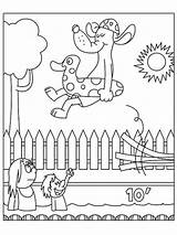 Coloring Pages Pool Summer Printable Party Dog Poolside Getcolorings Printables Print sketch template