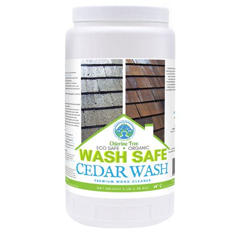 cedar wash wash safe  jr chemical coatings llc brand