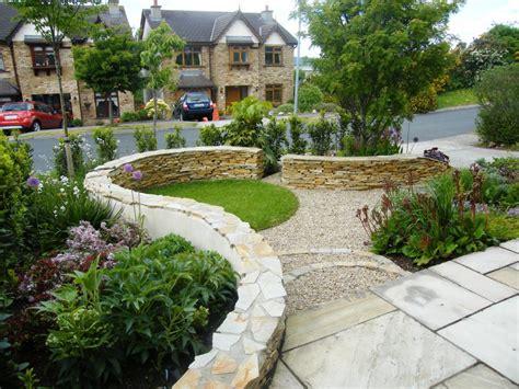 stunning garden designs award winning garden design for a front garden in wicklow