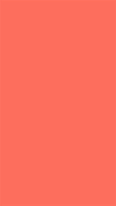solid colors wallpaper 640x1136 bittersweet solid color background iphone