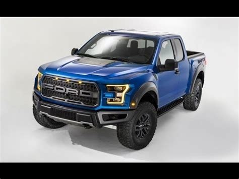 2017 Ford F  150 Raptor Double Cabin First Look Youtube
