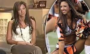 Sarah Jones: Bengals cheerleader 'who had sex with one of ...
