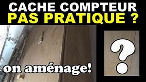 Cache Compteur Electrique : amenager un cache tableau electrique meuble compteur ~ Melissatoandfro.com Idées de Décoration