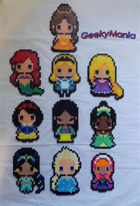 Best Perler Bead Patterns Disney Ideas And Images On Bing Find