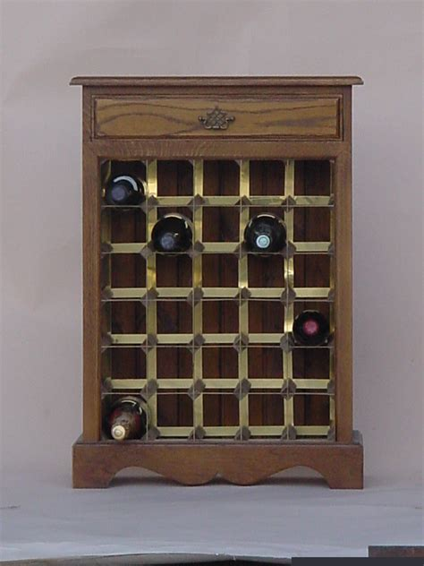 Handmade Wine Cabinets In Stunning Wood For Storage Of