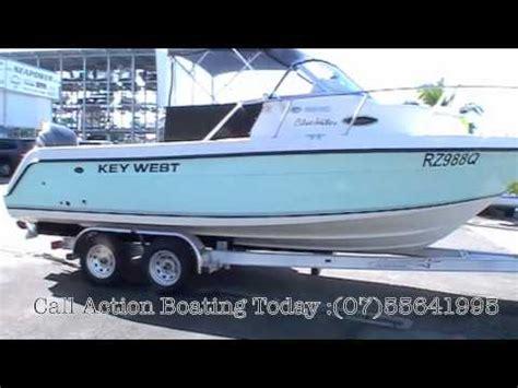 Key West Cuddy Cabin Boats by Key West 2300 Walkaround
