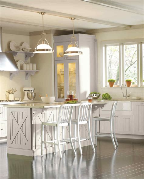 martha stewart kitchen island select your kitchen style martha stewart 7389